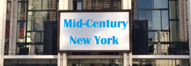 Mid-Century New York