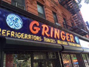 gringer's appliances